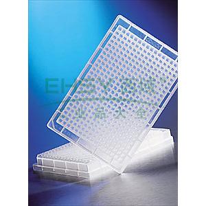 384孔板,透明,圆底,灭菌,PP材质,25个/包