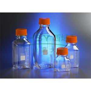 储液瓶,1000ml方形瓶,PC材质,12个/包