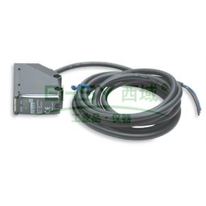 欧姆龙 反射型光电开关,E3G-R13-G 2M 10m 放大器内置 回归型(带M.S.R)