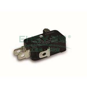 欧姆龙 短柄式微动开关,V-155-1A5 BY OMI 小型 端子A 枢轴滚轮型
