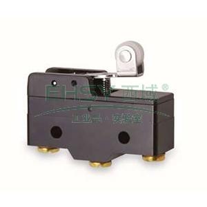 欧姆龙 滚珠式微动开关,Z-15GW22-B,标准 螺丝端子 短摆杆型