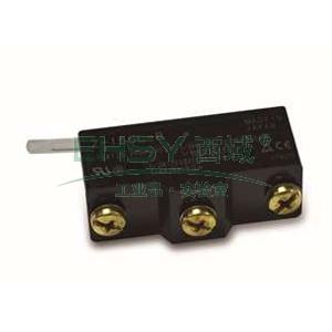 欧姆龙 板簧型微动开关,Z-15GL-B 标准 螺丝端子