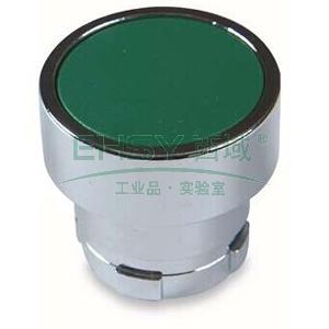 施耐德 金属按钮头,ZB2BA3C 绿色 平头