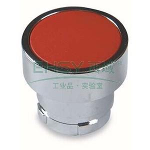 施耐德 金属按钮头,ZB2BA4C 红色 平头