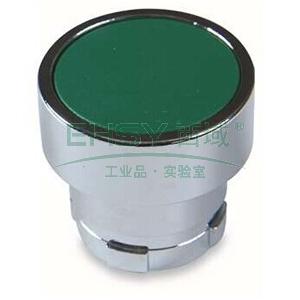施耐德 金属按钮头,ZB4BA3 绿色 平头