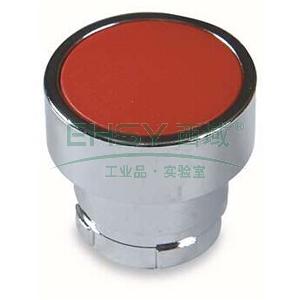 施耐德 金属按钮头,ZB4BA4 红色 平头