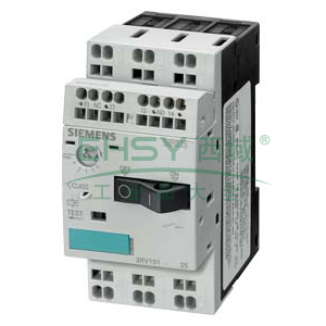 西门子 电机保护断路器,3RV10110BA25