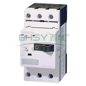 西门子 电机保护断路器,3RV10111AA10