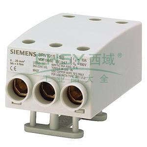 西门子 电机保护断路器附件,3RV19155B