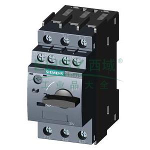 西门子 电机保护断路器,3RV60111DA15