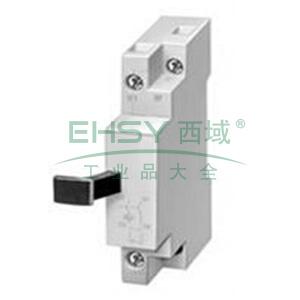 西门子 电机保护断路器附件,3RV19121CP0