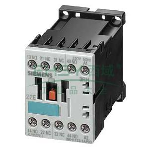 西门子 中间继电器,3RH11221BB400AA6