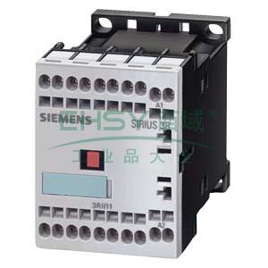西门子 中间继电器,3RH11312BB40
