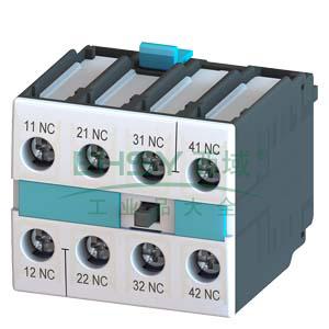 西门子,中间继电器辅助触头,3RH19211FA22