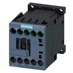 西门子 中间继电器,3RH21221BE80
