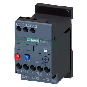 西门子 热过载继电器,3RU21161DB1