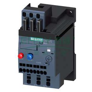 西门子 热过载继电器,3RU21161EC1