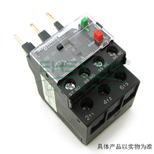 施耐德 热过载继电器,LRE22N