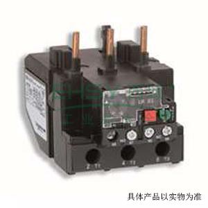施耐德 热过载继电器,LRE361N