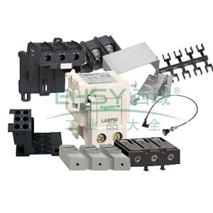 施耐德 EasyPact TVS(TeSys E)接触器触点模块,LAEN04N