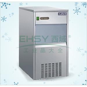 雪花制冰机,制冰量(kg/24h):20,储冰量(kg):10,IMS-20