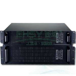 山特SANTAK 不间断电源,在线式,1000VA/800W,电池内置,机架式,C1KR