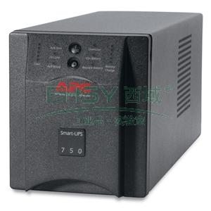 UPS电源,APC,Smart-UPS,SUA750ICH,750VA,标准机
