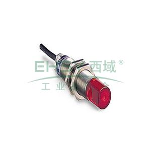 施耐德 圆柱型光电开关,XUB2BKSNL2T