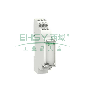 施耐德 相序控制继电器,RM17TT00
