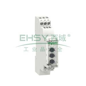 施耐德 电压控制继电器,RM17UAS15