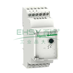 施耐德 温度控制继电器,RM35ATR5MW