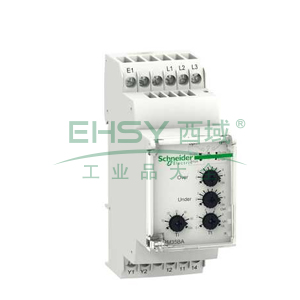 施耐德 马达控制继电器,RM35BA10