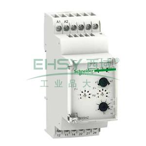 施耐德 频率控制继电器,RM35HZ21FM