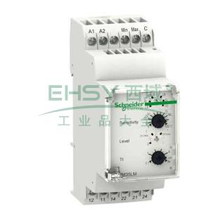施耐德 液位控制继电器,RM35LM33MW