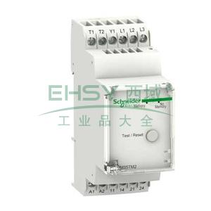 施耐德 相序和电机温度控制继电器,RM35TM250MW