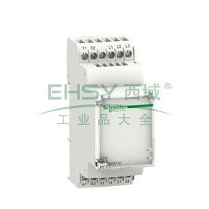 施耐德 相序和电机温度控制继电器,RM35TM50MW