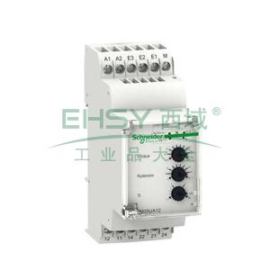 施耐德 电压控制继电器,RM35UA11MW