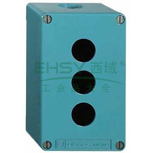 施耐德 按钮盒,XAPM1201