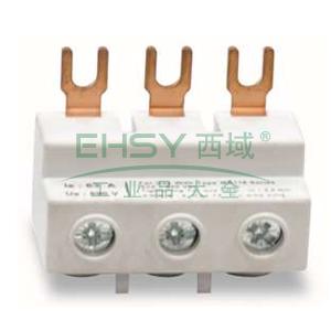 ABB电动机保护用断路器接线端子,S1-M1-25