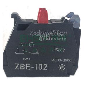施耐德 触点模块,ZBE102