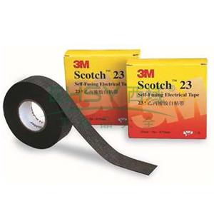 3M 电工胶带,Scotch 23# 黑 25mm×5m
