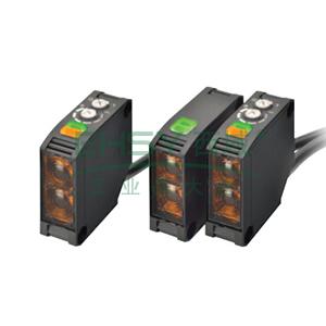 欧姆龙 反射式光电开关,E3JK-RR12-C 2M OMS 2.5m 电源内置 回归型(带M.S.R)