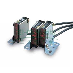欧姆龙 扩散反射光电开关,E3JK-D61 2M BY OMC 0.3m 电源内置 无M.S.R