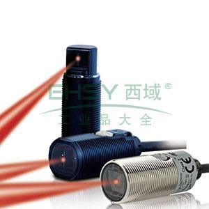 欧姆龙 反射型光电开关,E3FA-DP11 2M BY OMS 0.1m 放大器内置 扩散型