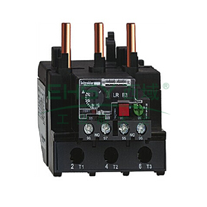 施耐德 热过载继电器,LRE483N