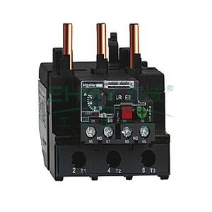 施耐德 热过载继电器,LRE484N