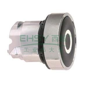 施耐德 金属按钮头,ZB2BA232C