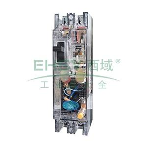 正泰 塑壳漏电断路器,DZ15LE-100/2901 100A 30mA 透明型