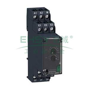 施耐德 电压控制继电器,RM22JA21MR