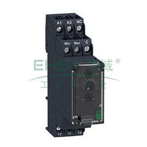 施耐德 液位控制继电器,RM22LG11MR